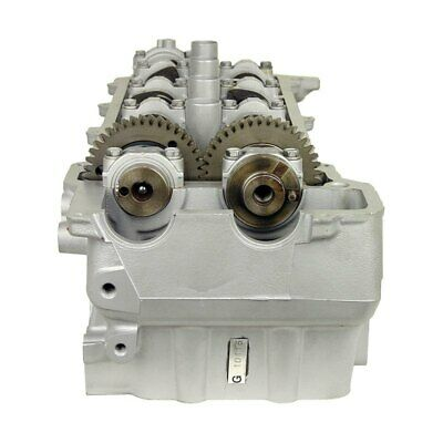 Replace Remanufactured Complete Cylinder Head W Camshaft