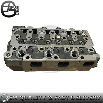 New Cylinder Head W/valves For Kubota B7300 Tractor