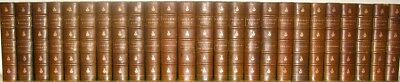 Leather;sir Walter Scott!the Waverly Novels! Complete 25v (andrew Lang Edition!)