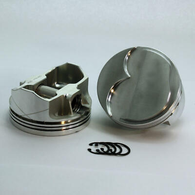 """Dss Racing Piston Kit K3-2942-4040; 4.040"""" Bore Dome For Chevy Ls2, Lq9, L76"""