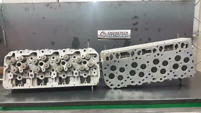 1-chevrolet 6.6l Duramax Lmm Cylinder Head- Fully Dressed With Performance Seats