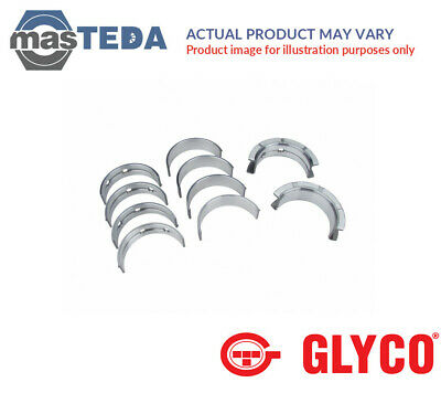 Main Shell Bearings Set Glyco H1104/5 025mm I Oversize 0.25mm New Oe Replacement