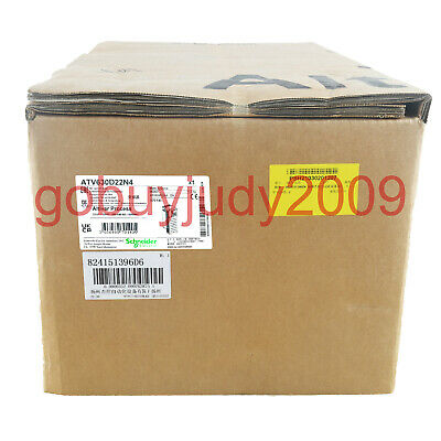 1pc Brand New Schneider Atv630d22n4 Quality Assurance Fast Delivery