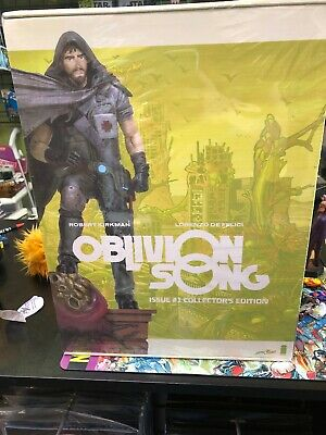 Oblivion Song Statue Skybound Issue #1 Collector