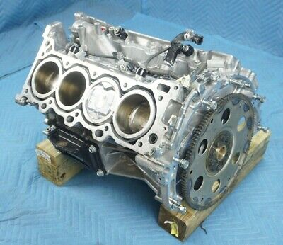 Lexus Gx460 Engine Cylinder Block W/ Crankshaft, Pistons & Rods 2010-2014 Oem