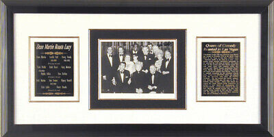 """Lucille """"lucy"""" Ball - Autographed Signed Photograph Circa 1974 With Co-signers"""