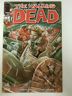 The Walking Dead #1 Variant Cover By Clay Mann - Wwph-c