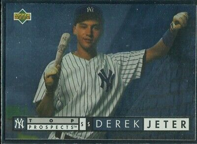 Asst Derek Jeter Yankee Baseball Card Lot (pick Cards From List)