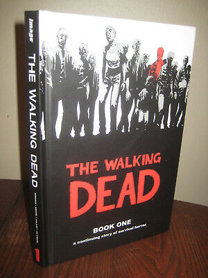 1st Edition The Walking Dead Kirkman Zombie 9th Printing Horror Comic Book