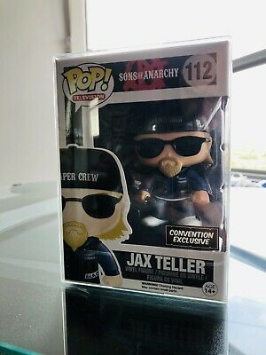 Jax Teller Reaper Crew Funko Pop Vinyl Convention Exclusive 112 Sons Of Anarchy