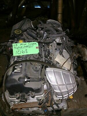 Mini 1    2005 Engine Assembly 1068