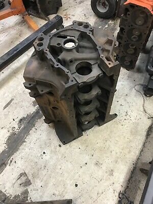 1970 1971 440 Big Block Mopar Bare Block Dated 12-16-70 Std Bore