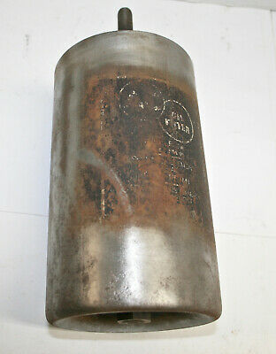 1955-63 Small & Big Block Chevrolet Gm Original Oil Filter Canister Used