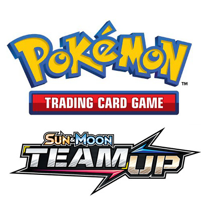 Pokemon Team Up Reverse Holos N/Mint Condition Multi Buy Up To 20% Off