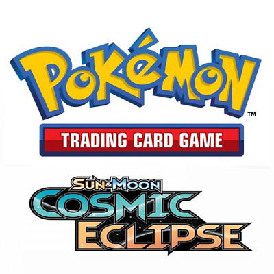 Pokemon Cosmic Eclipse Reverse Holos N/Mint Condition Multi-Buy Up to 20% Off