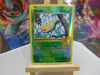 Weedle XY Evolutions 5/108 Reverse Holo | Pokemon Card | Pack Fresh NM/M