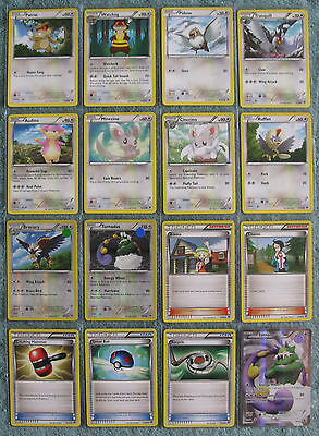 Pokemon TCG B&W Emerging Powers Holo, Rare, Uncommon & Common Cards [Part 4/4]