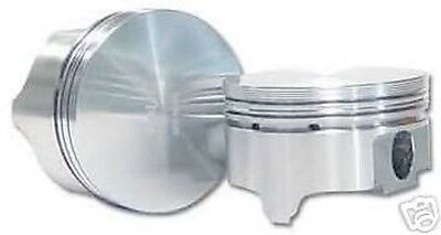 Auto Tec Small Block Ford-351 Cleveland Flat Top Pistons