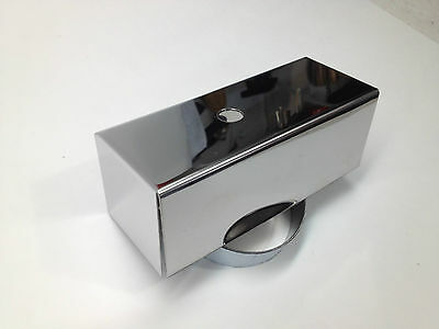 Fits Camaro Firebird 1993-1997 Stainless Steel Fuse Box Cover Chrome Look Engine