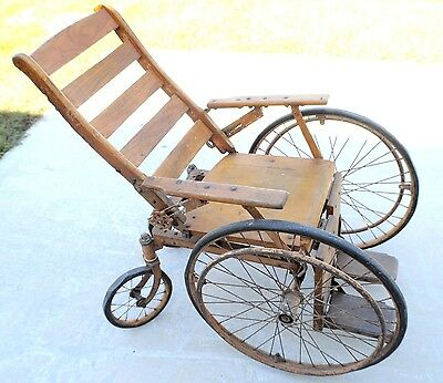 Vintage Wheelchair Prairie Farmer Station Wls 1937 Christmas Giveaway (rare)