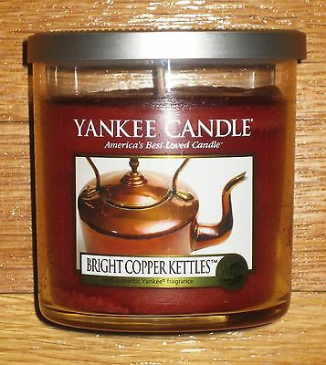 Yankee Candle - Bright Copper Kettles - 7 Oz Tumbler - My Favorite Things