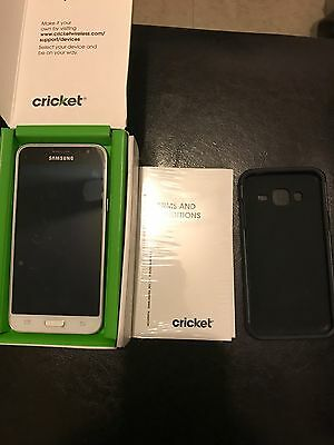 Samsung Amp 2 Prime (cricket) Really Good Condition Comes With Original Charger
