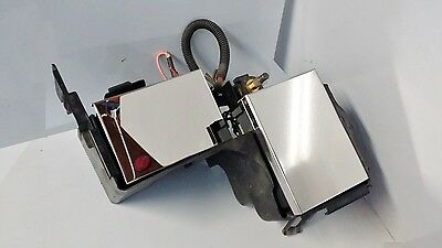 Fits Camaro Firebird 1998-2002 Ls1 2 Pc Stainless Fuse Box Cover Engine Chrome