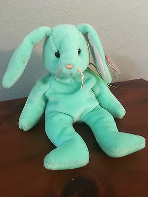 "Retired ""hippity"" Ty Original Beanie Baby"
