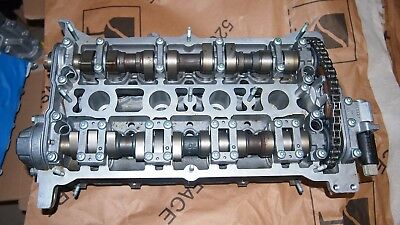 Oem Vw Bora/jetta Golf 1.8l Cylinder Head With Valves Camshaft New 06a103063aa