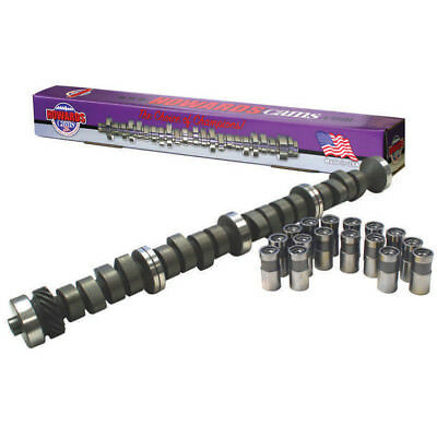 """Ford Fe 352-428 Hyd Ft Howards Cam And Lifter Kit 288°/308° 0.487""""/0.496"""" 115°"""