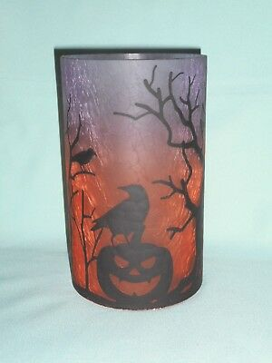 Yankee Candle All Hallows Eve Halloween Large Jar Candle Glass Sleeve
