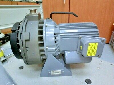Anest Iwata Isp-250 Oilfree Dry Scroll Pump,0.4kw,yaskawa En-81t Motor,used~5942