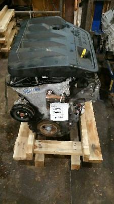 Engine 2.4l Vin B 8th Digit Without Oil Cooler Fits 08-15 Compass 1272963