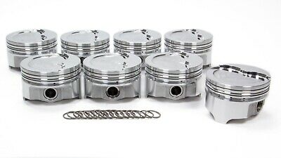 Icon Pistons Ic887.060 Olds 455 Forged D-cup Piston Set 4.186 -255cc