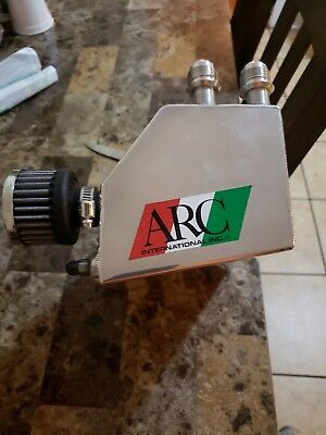 Jdm Rare Arc Oil Catch Can Can Fit Any Car