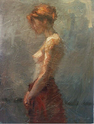 Henry Asencio - Afternoon Light - Sold Out Embellished Limited Edition - Mint