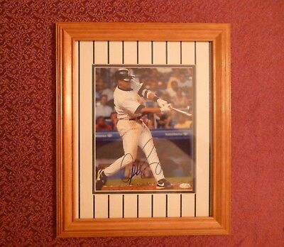 Yankee Alex Rodriguez ~ Home Run Swing ~ Signed Autographed 8x10 Photo Steiner