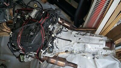 Chrysler 3.6l V6 Engine And Transmission Harness, Intake Manifold, Pump Jeep