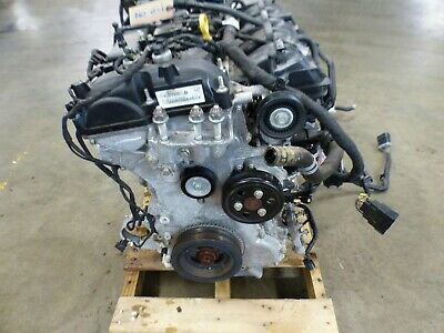 2013 Lincoln Mkz 2.0l Turbo Engine Block 33k Miles Oem
