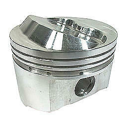Sportsman Racing Products 4.030 In Bore Small Block Chevy Piston 8 Pc P/n 206041