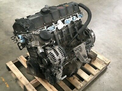 2007 Bmw 328xi Engine Block Awd 147k Miles Oem