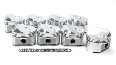 Sportsman Racing Products 4.320 In Bore Big Block Chevy Piston 8 Pc P/n 139532