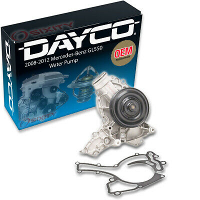 Dayco Water Pump For Mercedes-benz Gl550 2008-2012 - Engine Tune Up Accessor Kf