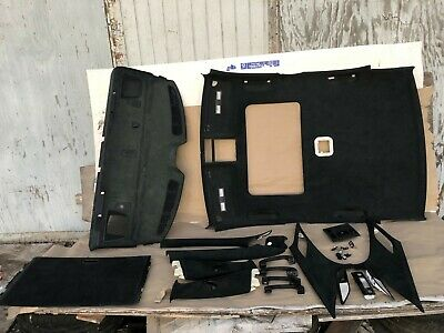 Sued Alcantara Interior A B C Pillar Rear Deck Headliner Bmw M5 E39 96k