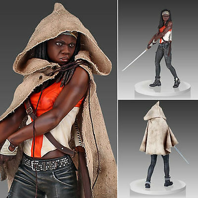 The Walking Dead Michonne Statue New Mib Htf By Gentle Giant Studios