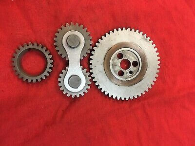 Big Block Chevy High Performance Noisy Gear Drive Set Chevrolet Bbc