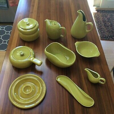 Russel Wright American Modern Collection With Extras