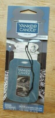 Sale!!  Yankee Candle Classic Car Jar: Warm Luxe Cashmere  (cheapest On Ebay)!
