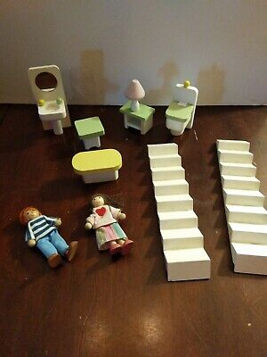 Rare And Discontinued: Pottery Barn Kids Westport Dollhouse People