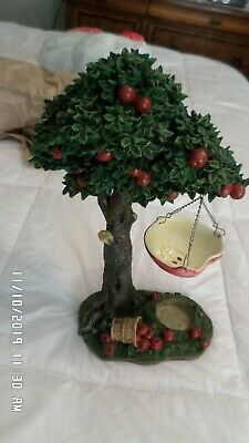 Yankee Candle Type Apple Tree Hanging Tart Burner Rare!!